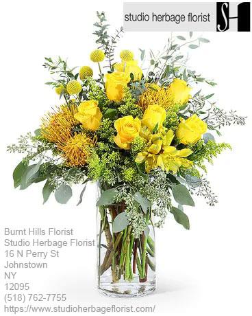 Florist Burnt Hills New York